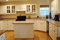 Kitchen Countertops without Backsplash