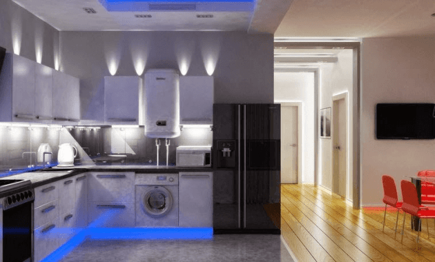Kitchen Lighting Ideas for Low Ceilings