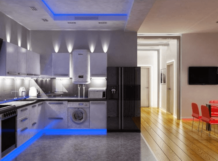 Appropriate Lighting For Kitchen