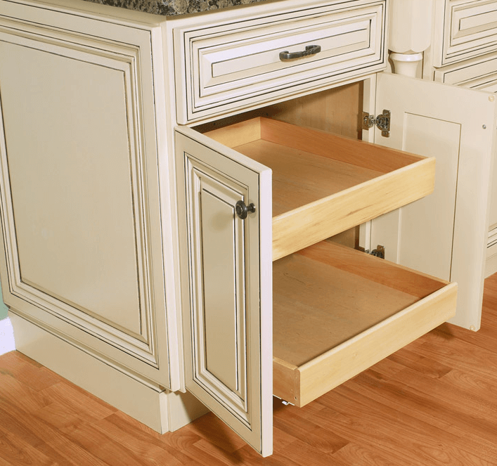 Kitchen cabinet Tuscany Pull Out Drawers