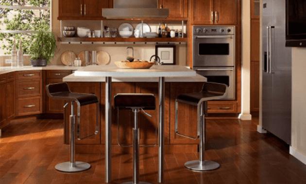 Kitchen island legs metal