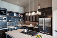 Kitchen island pendant lighting modern