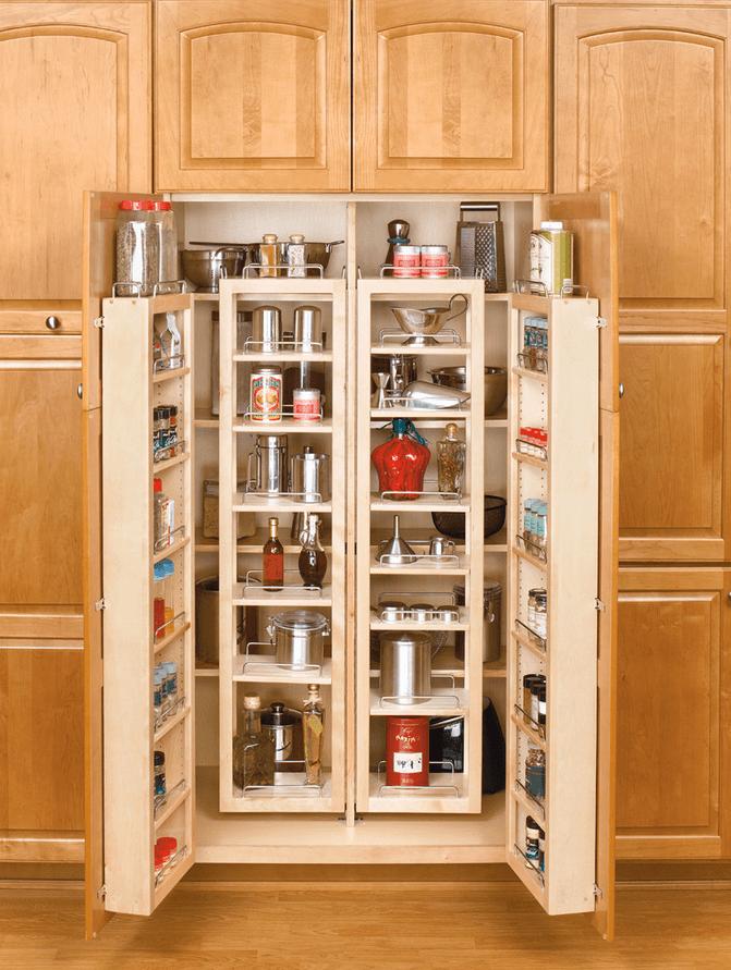 Kitchen storage cabinets lowes