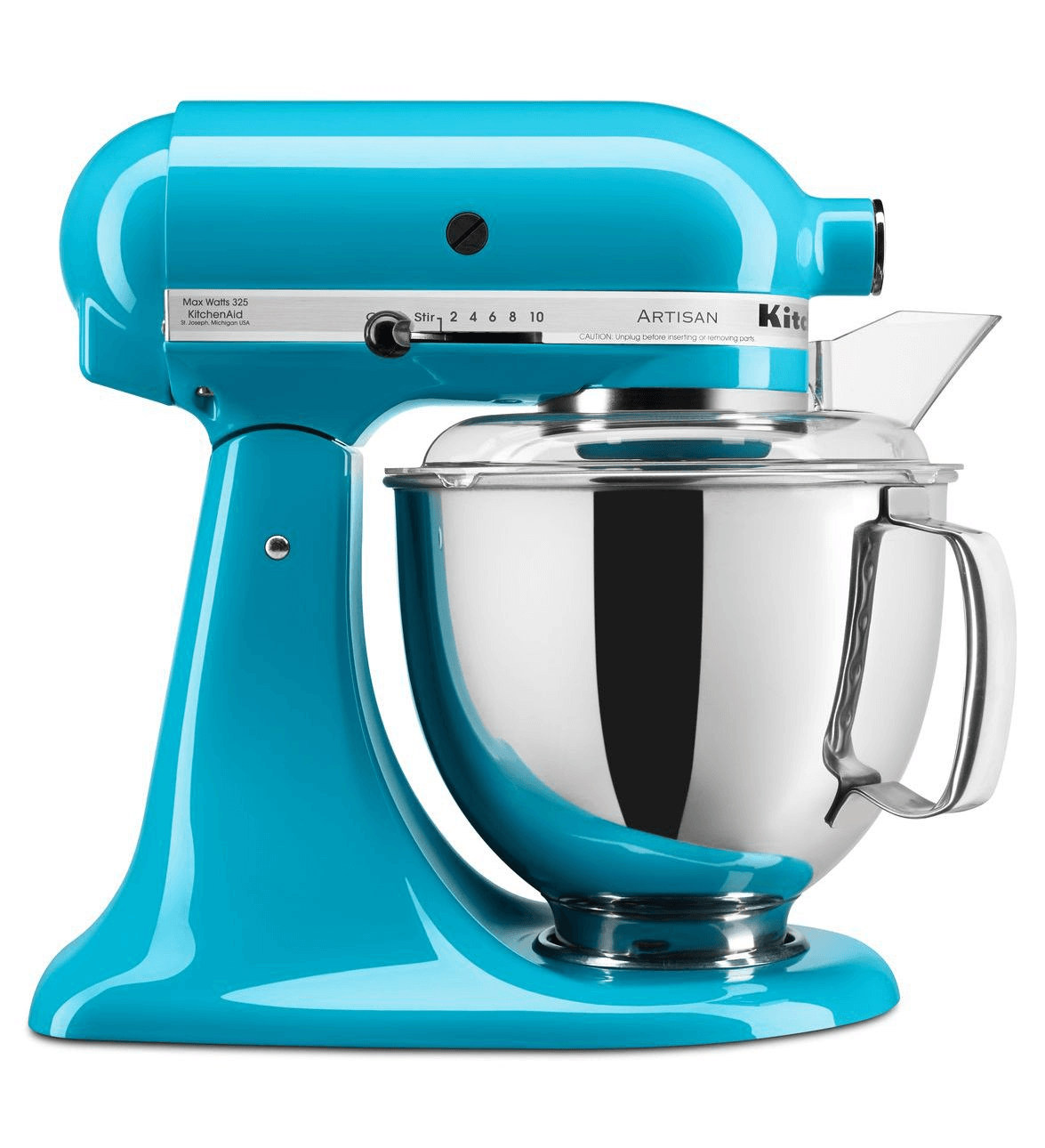 Kitchenaid mixer blue