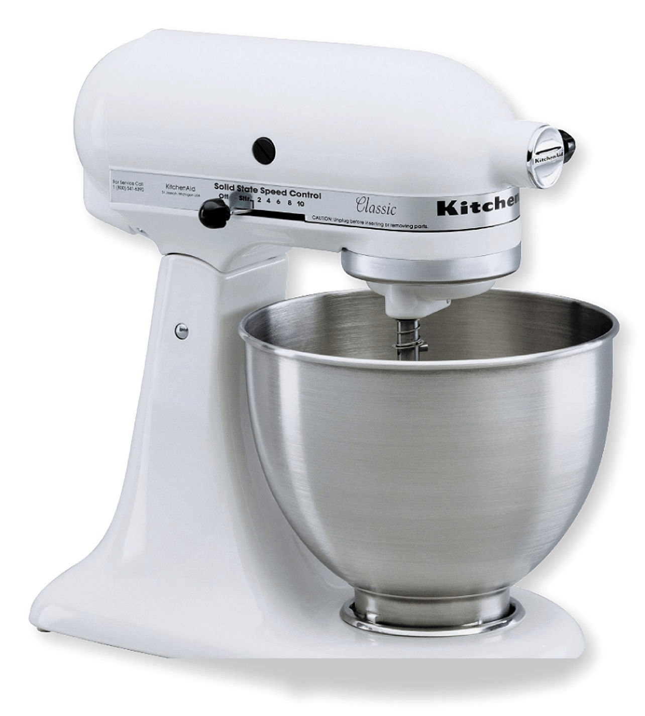 Kitchenaid mixer classic plus