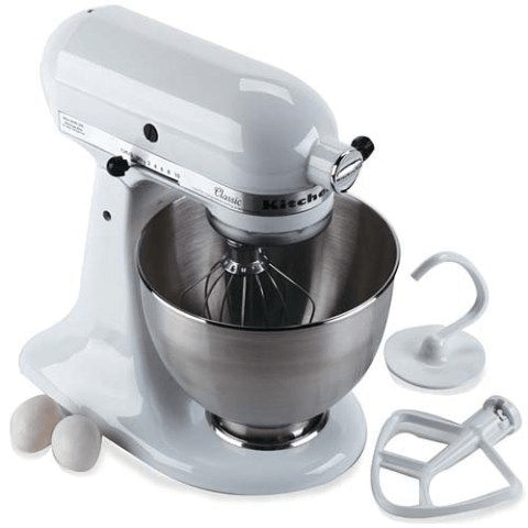 Kitchenaid mixer k45sswh