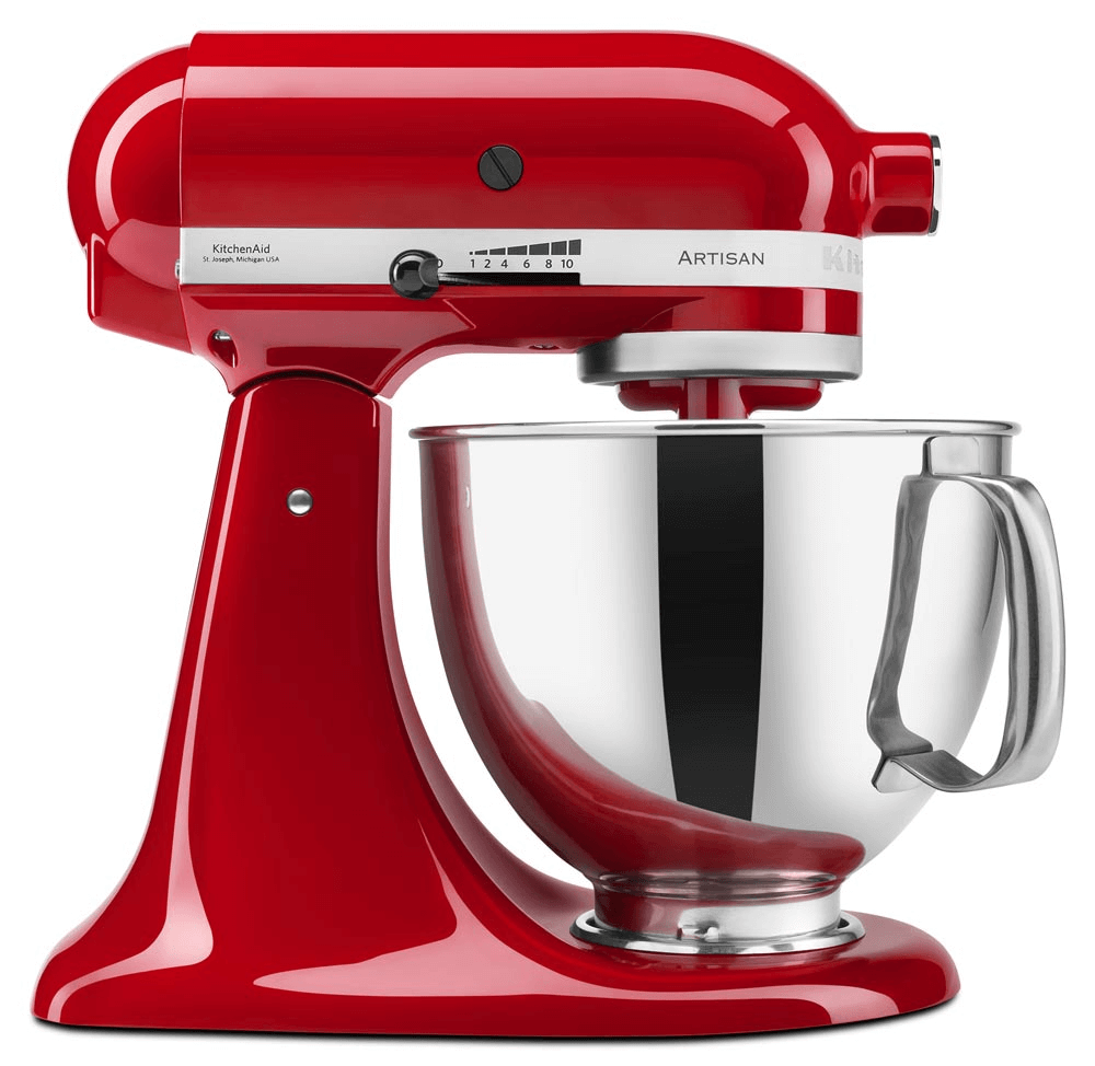 Kitchenaid mixer ksm150pser