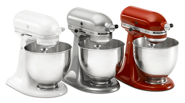 Kitchenaid Mixer Parts, Cover, Use and Care Guide
