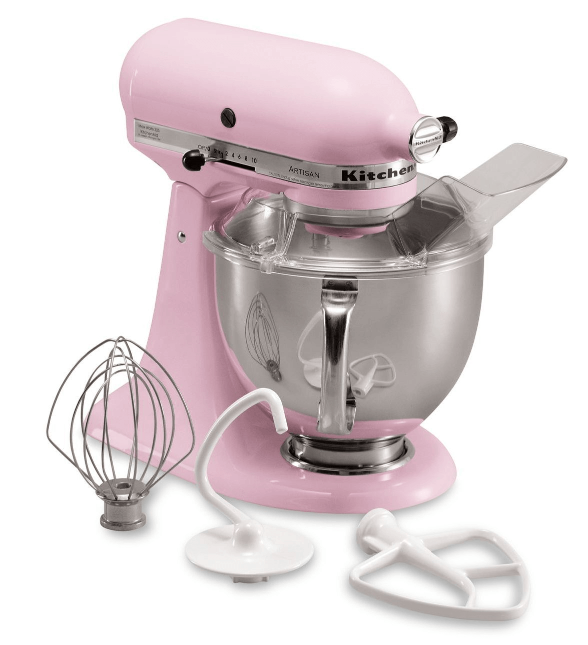 Kitchenaid mixer pink