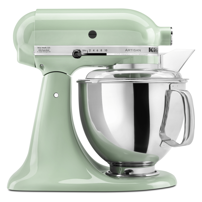 Kitchenaid mixer pistachio
