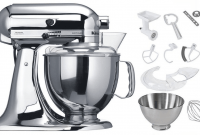 Kitchenaid mixer size dimension
