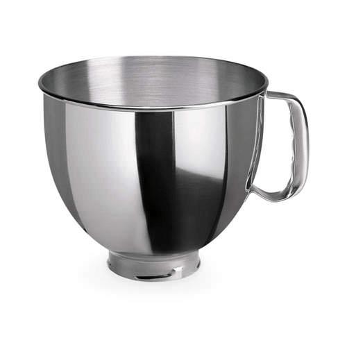 Kitchenaid mixer stainless steel bowl