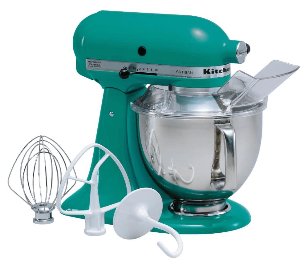 Kitchenaid mixer turquoise