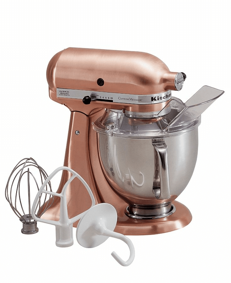 Macy's kitchenaid mixer