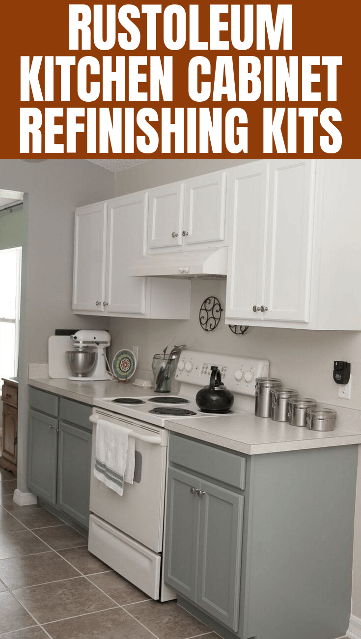 RUSTOLEUM KITCHEN CABINET REFINISHING KITS