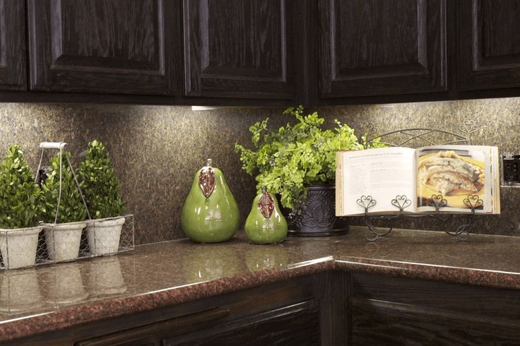 Most popular kitchen countertop decorations for Most popular kitchen countertops