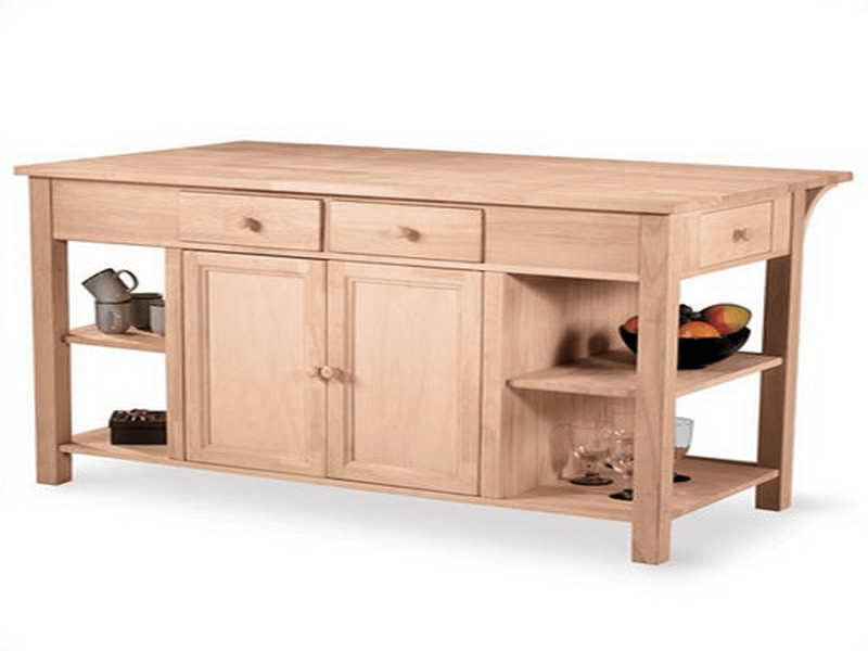 before buying unfinished kitchen island any tips for buying a range hood for a kitchen island