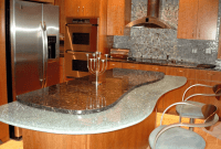 Unique granite countertops