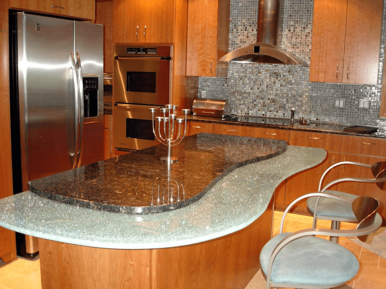 consideration choosing kitchen countertop materials