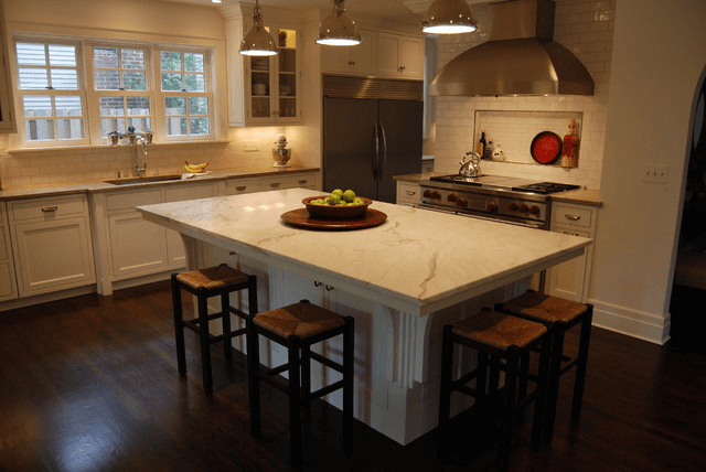 Ideal Clearance Around Kitchen Island