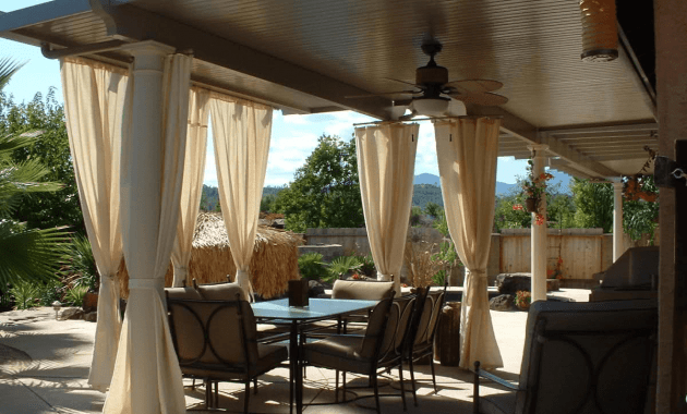 Alumawood Pergolas porch cover
