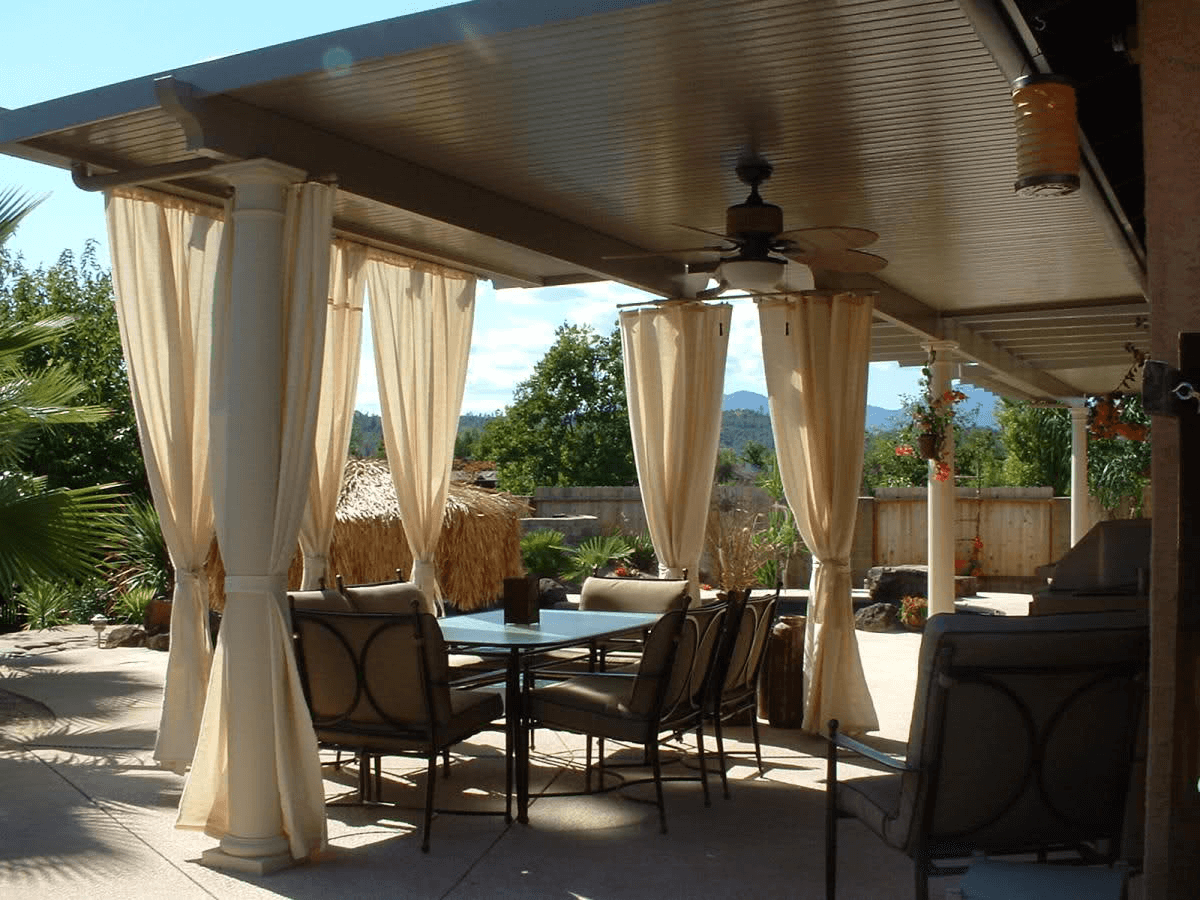 Alumawood Pergolas porch cover