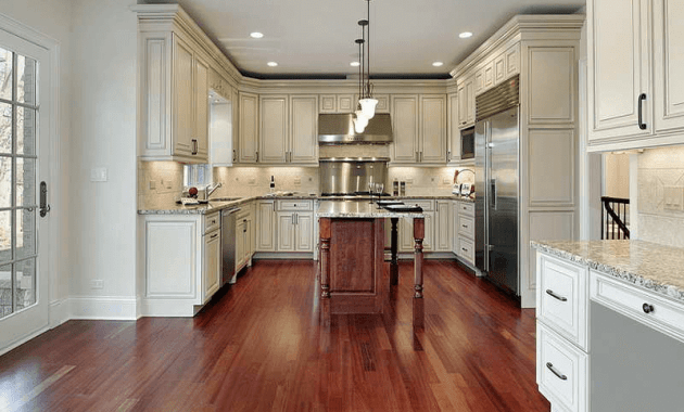 best wood flooring for kitchen