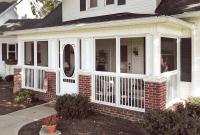 Front Porch Enclosure Ideas
