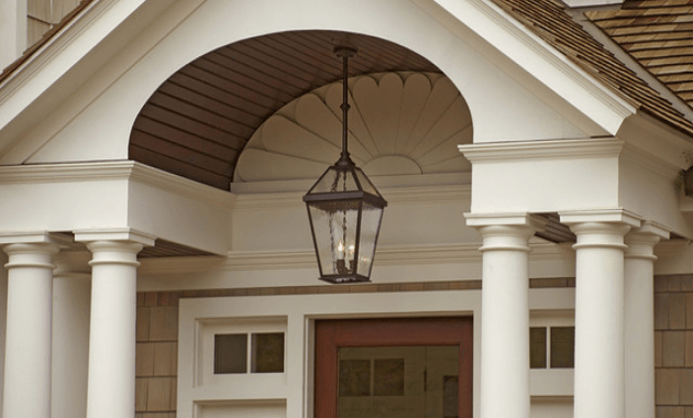 Front porch pendant lights