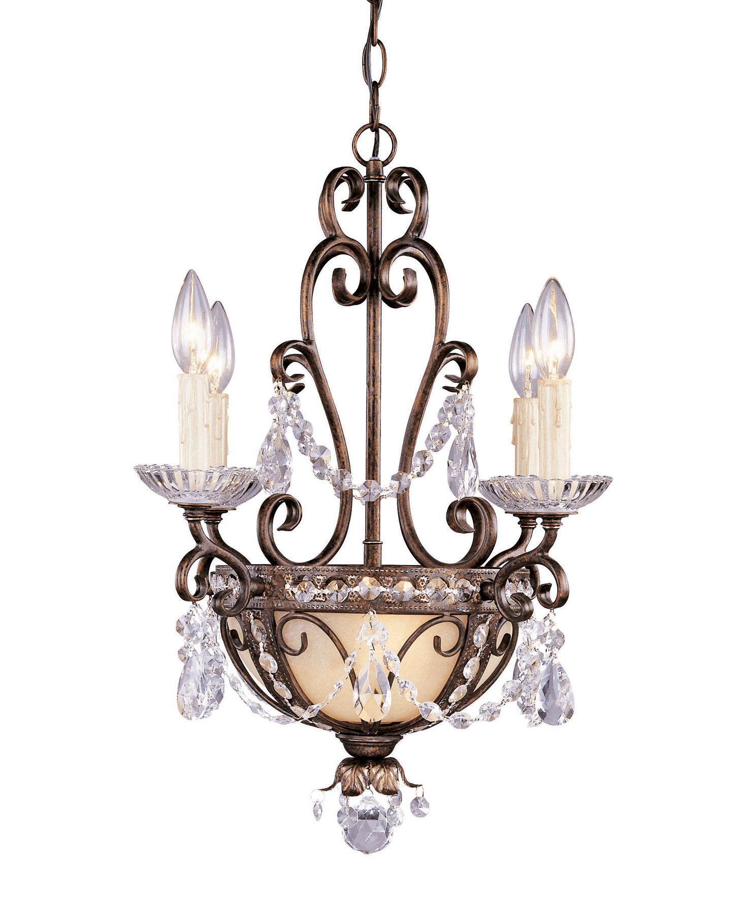 Interesting Savoy house mini chandelier lighting