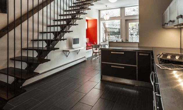 Kitchen floor tile trends