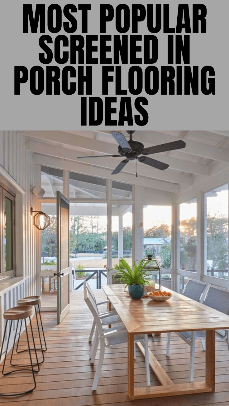 Screened In Porch Decorating Ideas On A Budget Simple