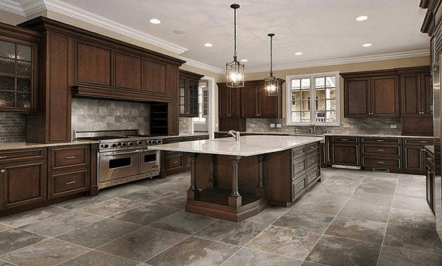 Most Popular Kitchen Flooring Design Ideas