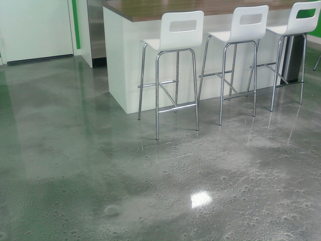 Platinum metallic Epoxy Floor colors