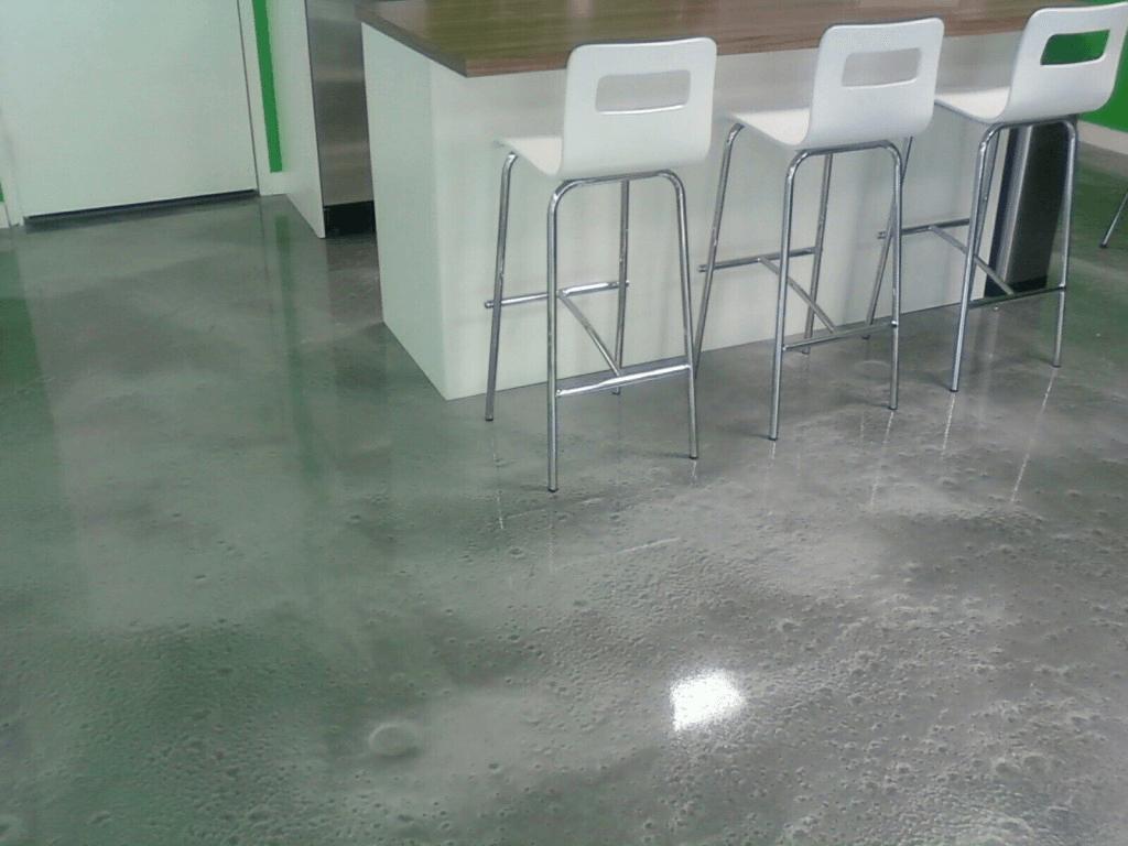 Platinum metallic Epoxy Floor colors