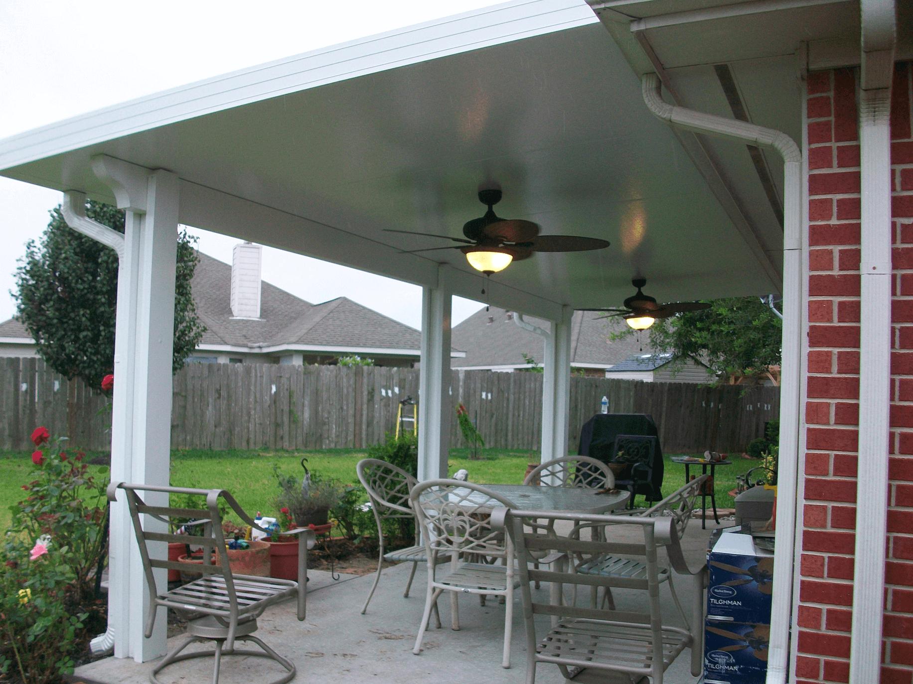 Porch Ceiling Panels
