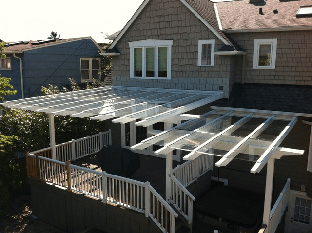 Porch canopy covers