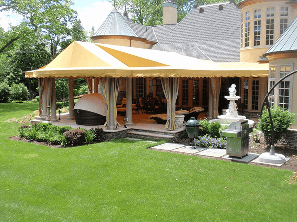Porch or Patio Covers Awning Canopies