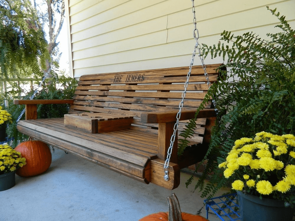 hanging porch swing things to consider in porch swing hanging kit buying guide 10905