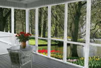 Vinyl Screen Porch Windows Systems
