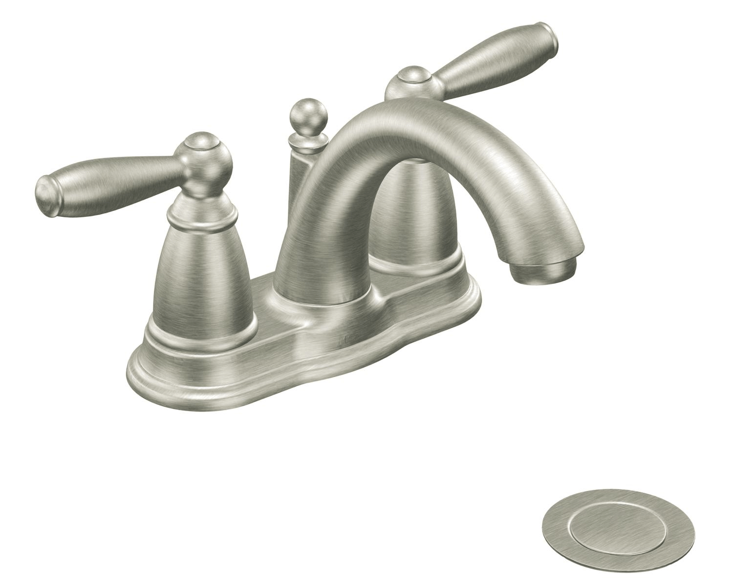 Ways to Keep Bathroom Faucets Brushed Nickel Shiny