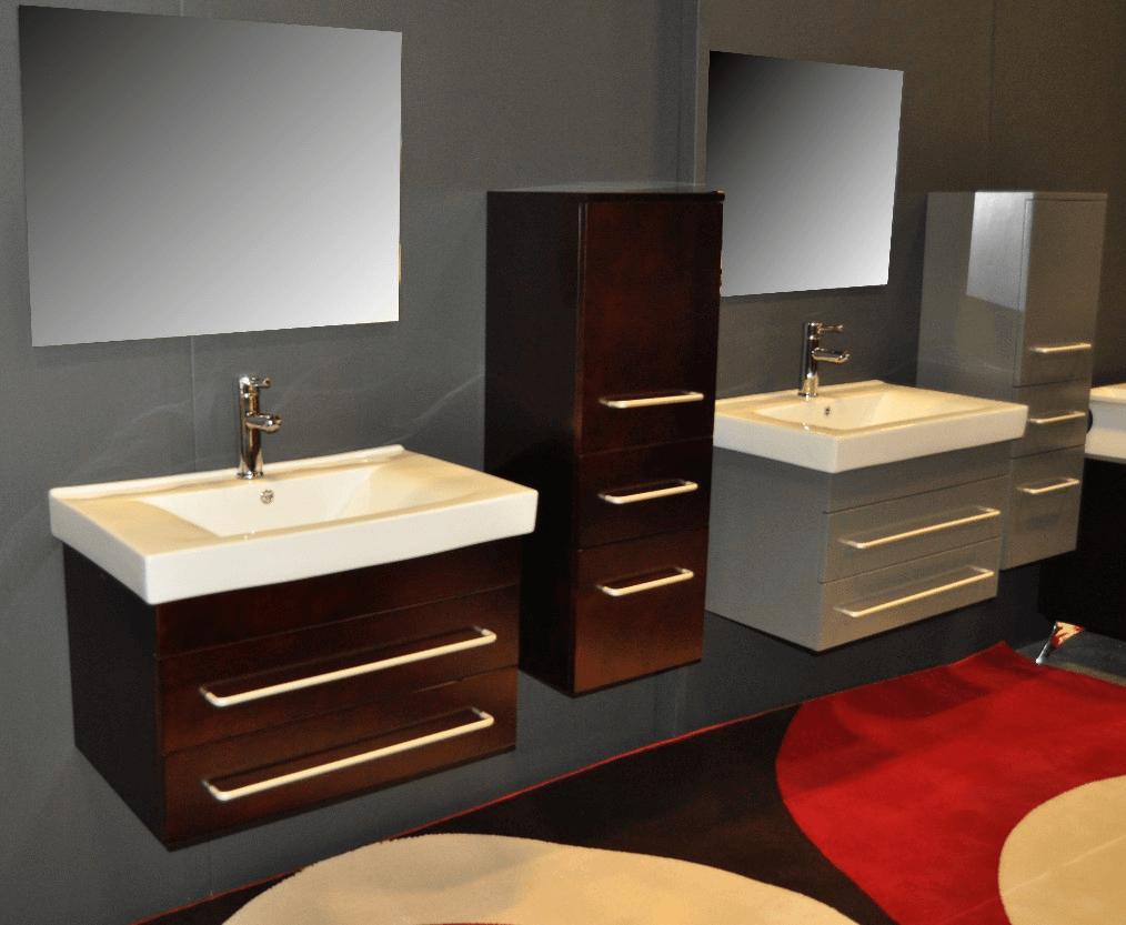 Bathroom vanity 2 sink