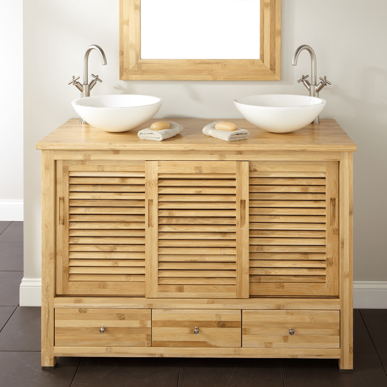 Bathroom vanity cabinet unfinished decoration ideas