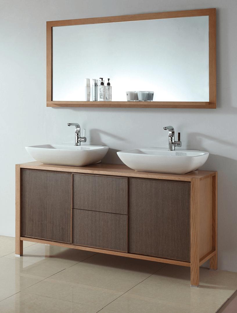 Bathroom vanity cabinets contemporary