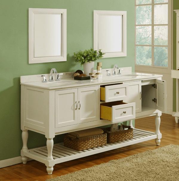 Simple Tips Pick Bathroom Vanity With No Sink