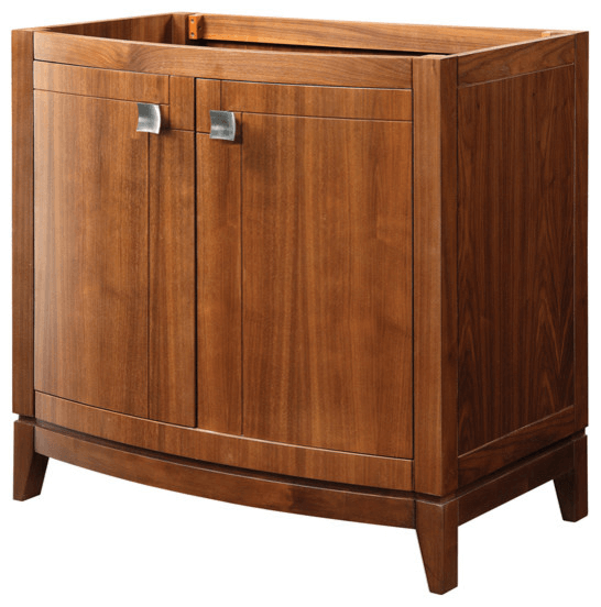 Bathroom vanity cabinets without countertop