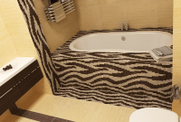 Best Zebra Bathroom Décor Ideas