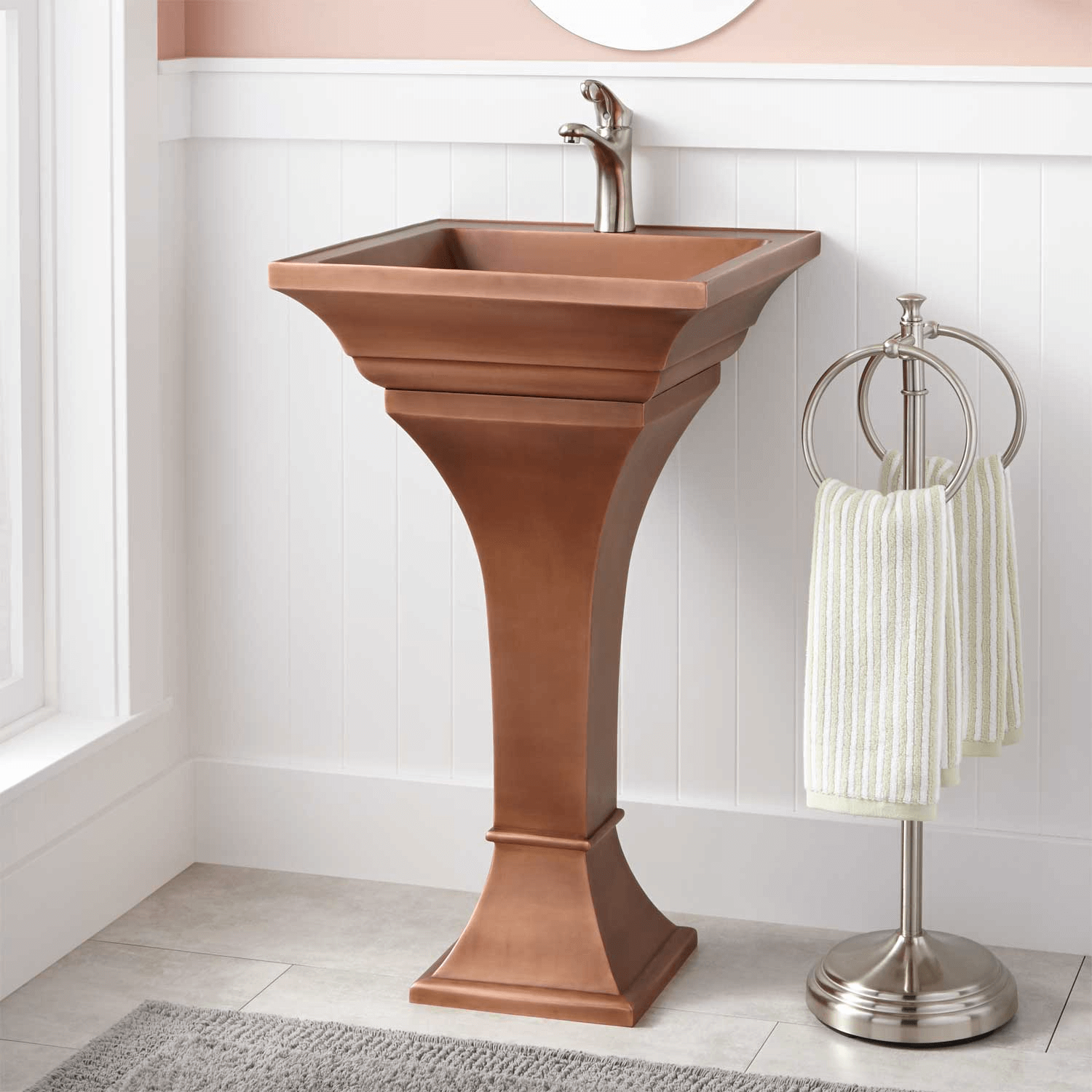 Pedestal Sink Vanity Cabinet The Pros And Cons