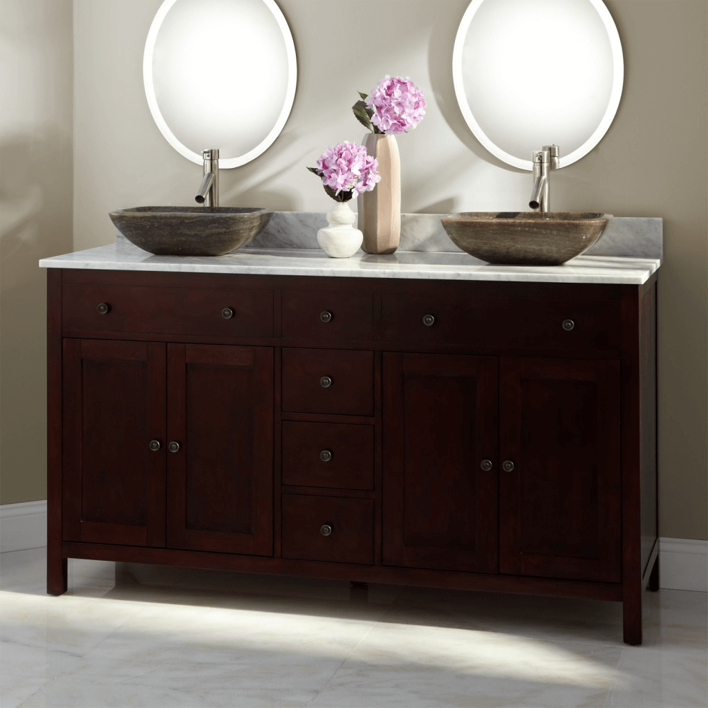 How to Decorate Bathroom Vanity with Sink