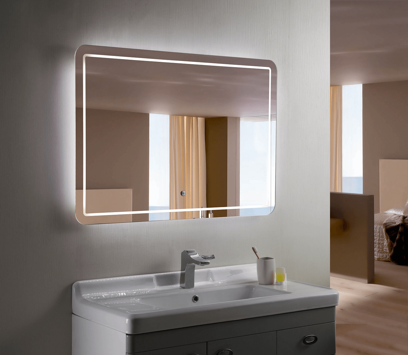 Best Led Bathroom Mirrors Ideas You Must Consider